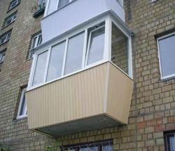 остекление балконов в Энгельсе