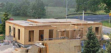 деревянный каркасный дом г.Энгельс