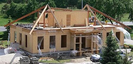 дом из деревянного каркаса г.Энгельс