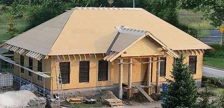 Здания на основе деревянного каркаса г.Энгельс