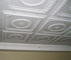 Потолочная плитка г.Энгельс, плитка на потолок